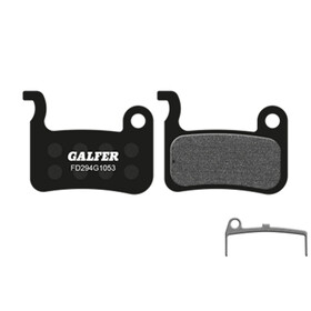 GALFER BIKE Standard Bremseklosser Svart